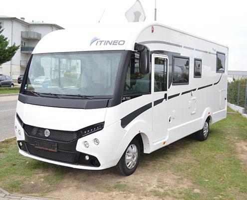 Itineo JB700 2020